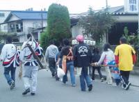 北町祭り後からH201026