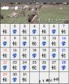 結くんのカレンダー