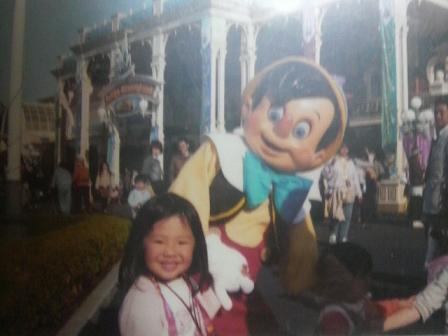 ピノキオと