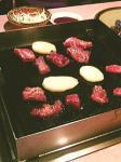 石焼きステーキ