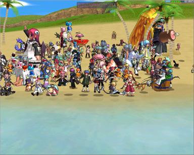 新年タイニー島2