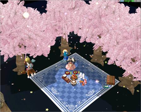 夜桜変更後