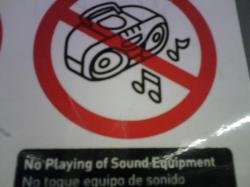 メトロ禁止音楽