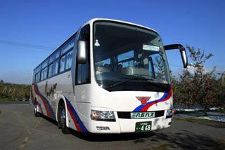 三八五バスのツアーで