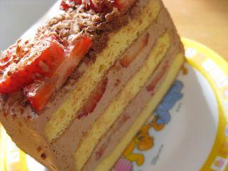 入園お祝いケーキ♪
