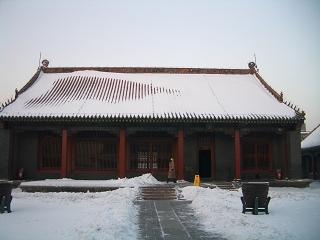 瀋陽故宮5
