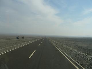 トルファンへの道