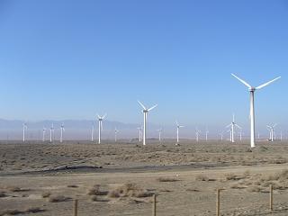 ウルムチ風力発電2