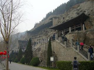 龍門石窟4