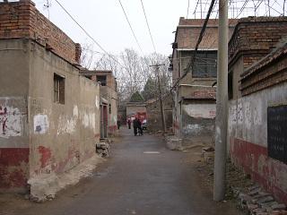 繁塔周辺の街並み1