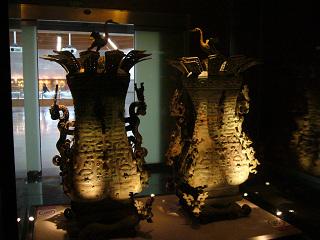 河南博物院、国宝