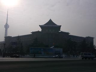 偽満洲国軍事部旧址