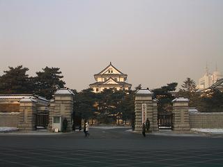 旧関東軍司令部