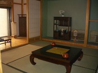 同徳殿の日本間