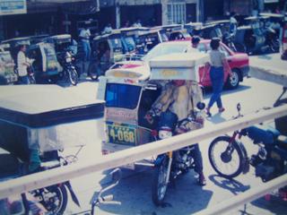 フィリピン、トライシクル