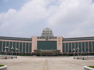 桂林北駅2