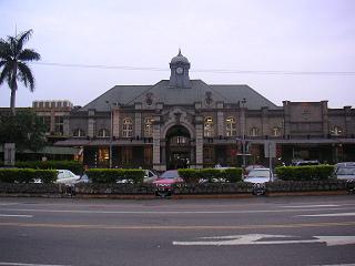 台湾新竹駅1