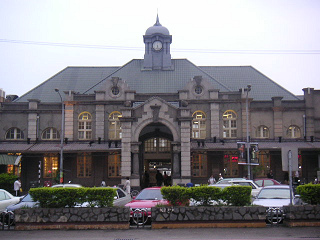 台湾新竹駅2