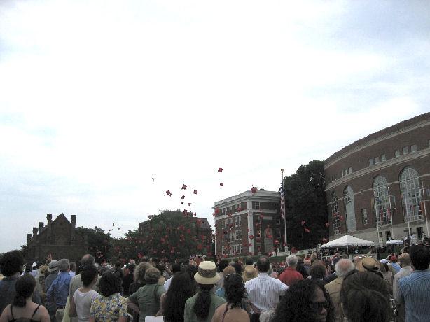 commencement 2007 - 2