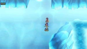 氷の洞窟w