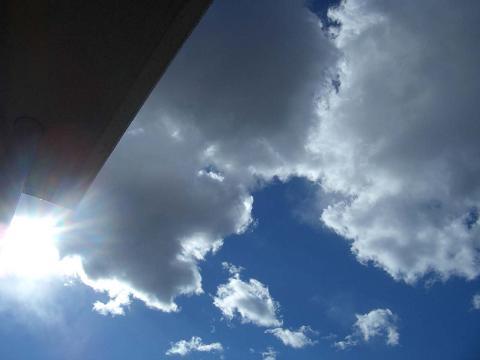 雲の二人1