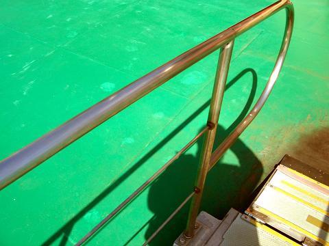 1・16トランペット階段