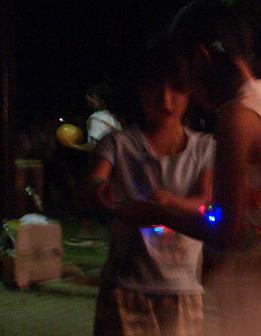 祭りの夜 少女2
