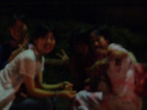 祭りの夜 少女1