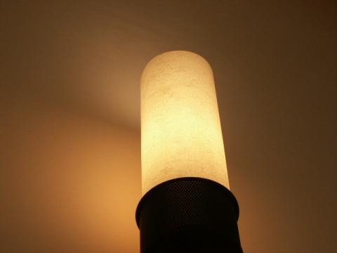 オリジナルセードの灯り