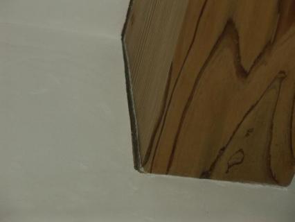 杉梁壁取合乾燥隙