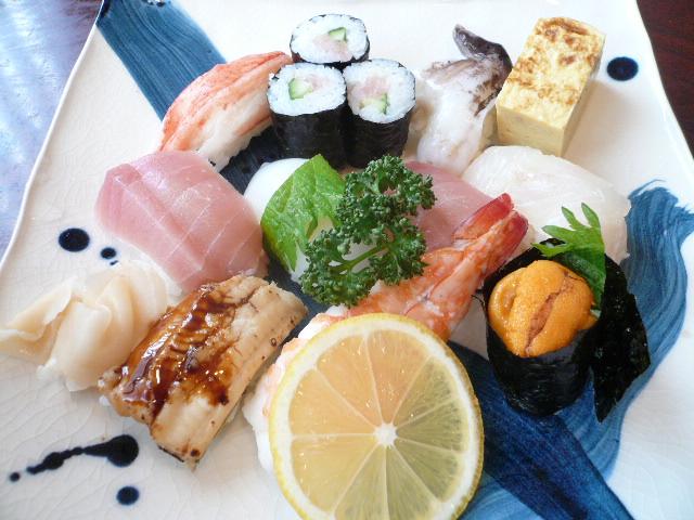 喜作寿司①