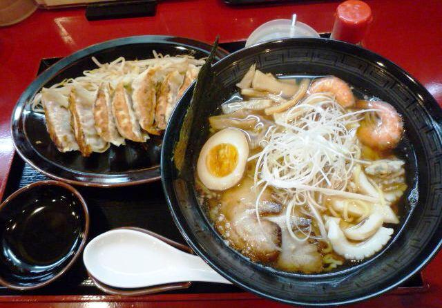 浜松餃子レストラン③