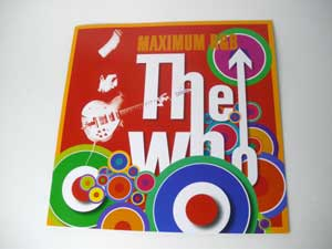 THE WHO LIVE IN OSAKA