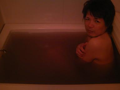 杉本彩の入浴剤3
