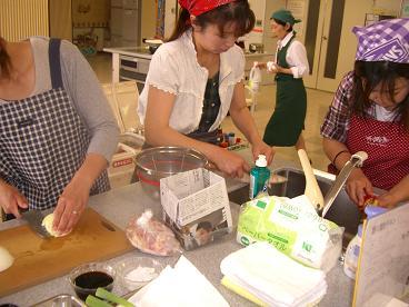 2008.5.26.中国電力料理教室15