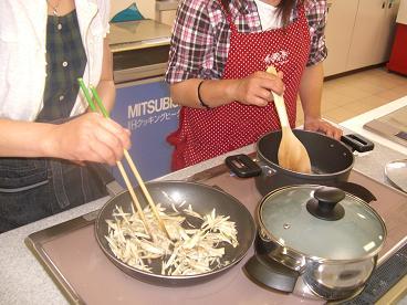 2008.5.26.中国電力料理教室16