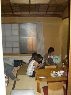 2008.8.13~15.お盆帰省2