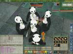 パンダが感染。