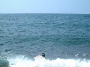 柿崎の海(1)