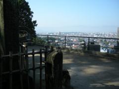 18.鶴ヶ城を見る