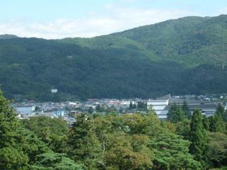 9.東(青龍)の眺め