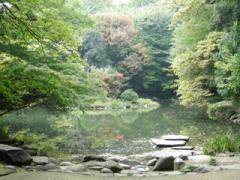 7.三四郎池