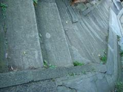 9.お化け階段