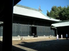 7.大成殿中庭