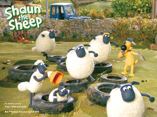 Shaun Sheep