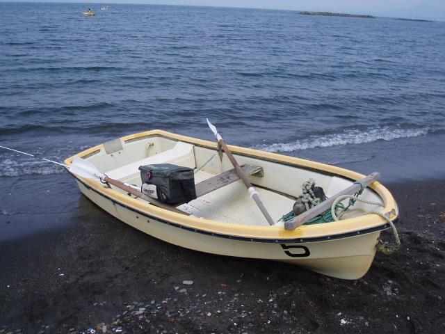 ハウス 黄金 ボート