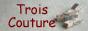ハンドメイド雑貨のネットショップ Trois Couture(トロワクチュール)