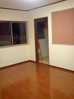 S邸完成間近~寝室