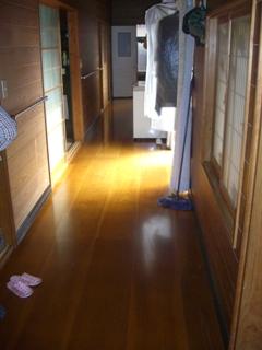 O邸住宅改修工事~介護保険に伴う工事