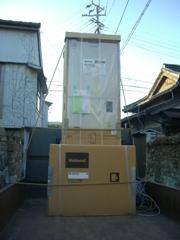 E口邸浴室リフォーム・オール電化工事~エコキュート
